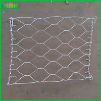 high quality high quality coated by woven gabion box with great price