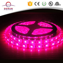 12V 5050 60Leds/m 14.4/m 5 meters led lighten ribbon with UL approved
