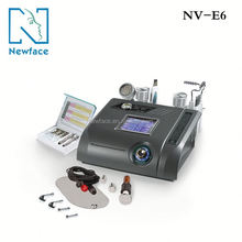 2016 new products E6 6in1 microdermabrasion machine for sale