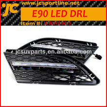 08-12 LED daytime Running light for BMW E90 LCI,car lamp,auto light