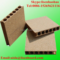 915x2135mm Hollow Core Tubular Particle Board/Chipboard for Door Core