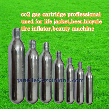 gas cylinder for life jacket with good price