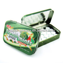 Promotion Gift Sugar Free Mints in Tin Can promotional sweets