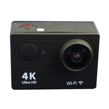 Wi-Fi 4K Waterproof Sports Action Camera 4k Ultra HD 16MP With 2 Inch LCD
