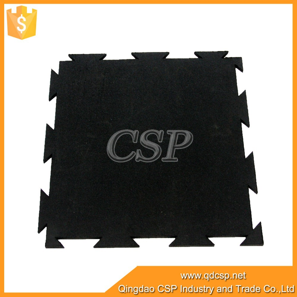 Rubber mats gym lowes - Elastic Low Price Rubber Interlocking Outdoor Tile Floor