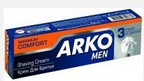 SHAVING CREAM Arko Max Comfort
