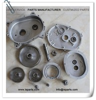 CVT transmission parts Aluminum gearbox kit for UTV