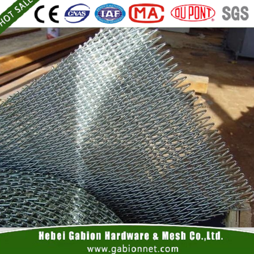 high quality dutch compound balanced weave stainless steel wire mesh conveyor belts