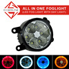 18w High Power 6 LED Fog