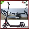Outdoor Sports 2 Big Wheel Push Stunt Aluminum Foot Adult Kick Scooter