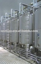 1000L steam heating mixing tank < with dimple jacketed heating and mixing tank>