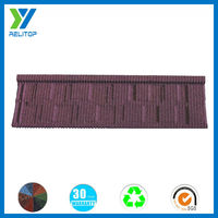 Cheap roofing shingle price/Stone coated roof tile