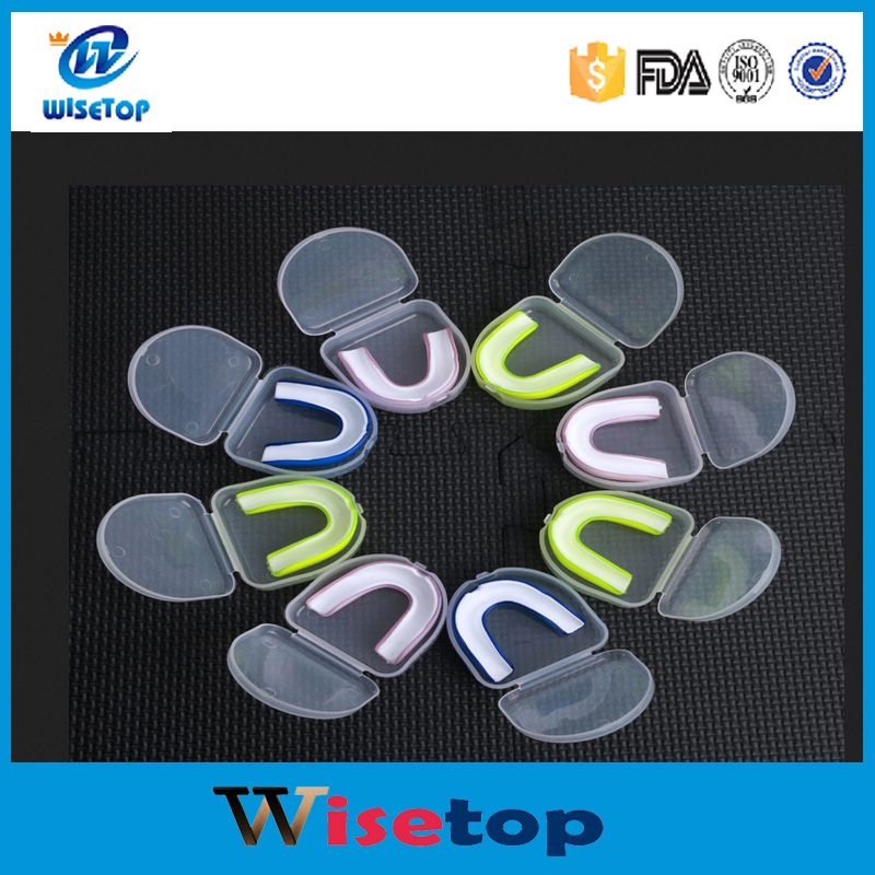 Adult Mouthguard Mouth Guard Oral Teeth Protect For Boxing Sports MMA Football Basketball Karate Muay Thai Safety Protector