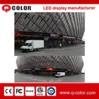 RGB High refresh rate P16 2015 brazil world cup football stadium LED display xxx sex