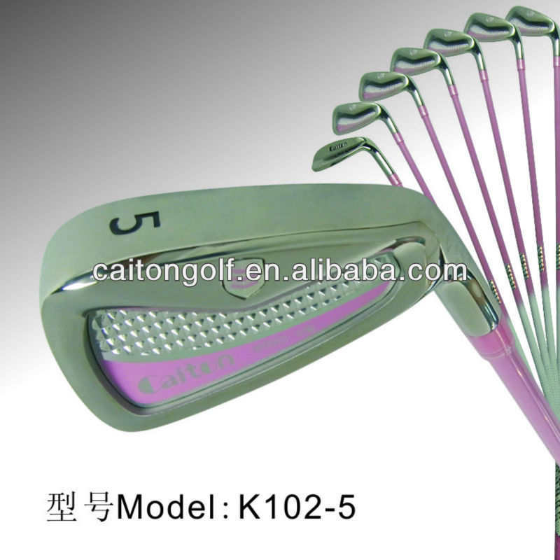Forged Golf Iron Set