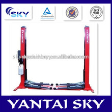 Golden Supplier Car Lift / Floorplate 2 Post Lift / Used Car Lift for Sale