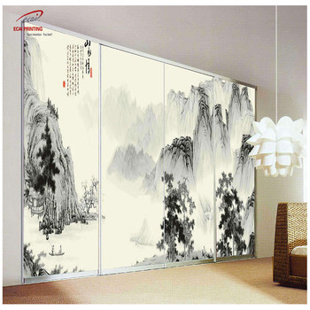 custom wholesale Window Films Scrubs Frosted Privacy office store Bathroom Glass Self-adhesive Window Sticker