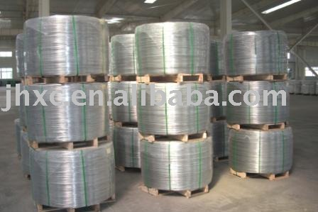 Aluminum Wire 1060/1070 with ROHS 2.0 certificate for cable purposes