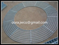hot dip galvanized custom size grill grates- ISO 9001 WITH 20years factory