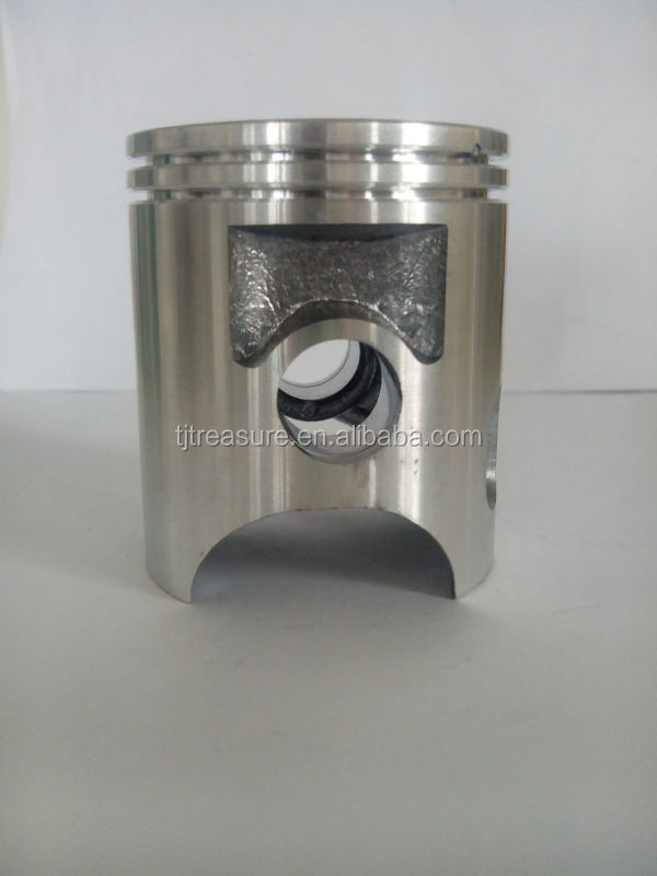 tianjin treasure manfacturer Best quality DT125 Piston for Motorcycle engine in low price110cc 250cc 200cc 100cc