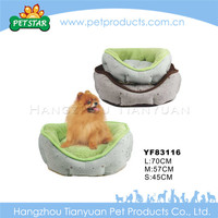 Luxury popular non slip pet dog beds