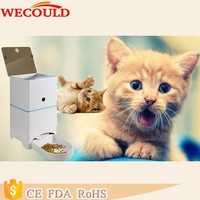 Automatic For Dog Food Feeder Amazon Best Selling WD-SF003