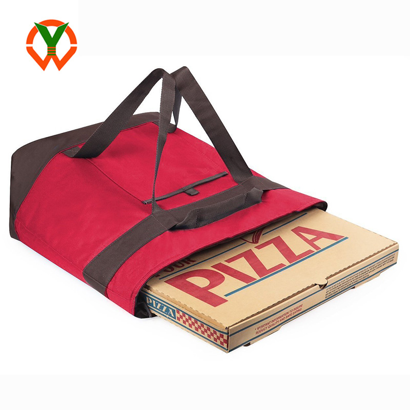 Grocery Shopping Transport Thermal Tote Bag Pizza Delivery Bag Insulated