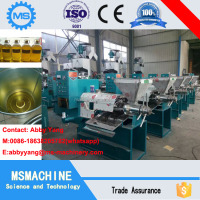 6YL-series seeds nuts coconut oil processing machine