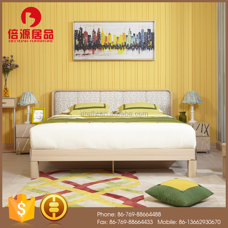 modern wooden fabric headboard bedroom furniture in bedroom sets buy