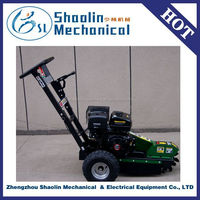 High efficiency factory supply cutting the stump machine with best price