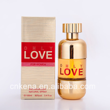 wholesale special design high quality branded smart collection perfume for women
