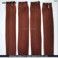 Top Quality Wholesale Price No Shedding 100% Human Hair noble gold weaving hair