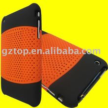 Mesh claw cell phone cover for iphone 3G/3GS
