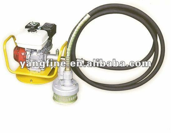 RB80 3 inch Flexible Shaft Water Pump (ISO9001:2008;CE)