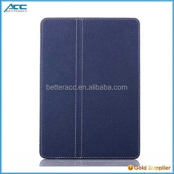 wholesale price flip leather tablet case for iPad air 2
