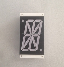 custom 16 segment led display