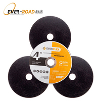105x1x16mm 4 inch super thin resin bond diamond cutting grinding disc