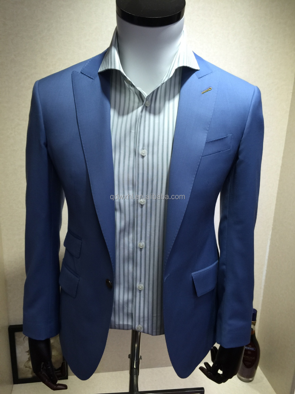 2015 Latest New stylish design slim fit classic mens suits, bespoke ...