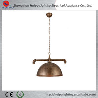 modern decoration E27 wholesale vintage shape pendant lamp
