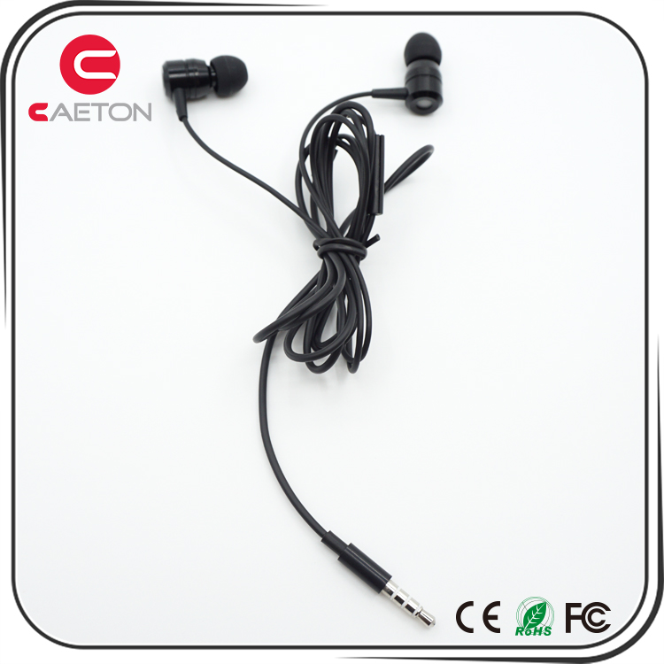 Cheap price stereo earphone headset sport lightweight headphones earbud brand logos