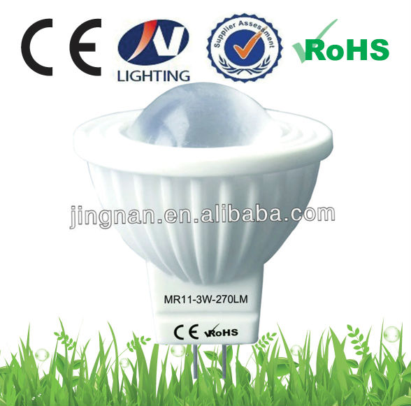 New!!! dimmable gu4 mr11 12v led spotlight