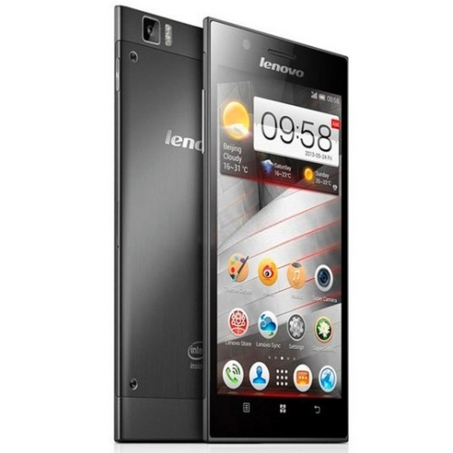 Drop Shipping & Whoelsale Original Lenovo K900 32GB Smartphone, Network: 3G, RAM: 2GB (Black and Grey Color)