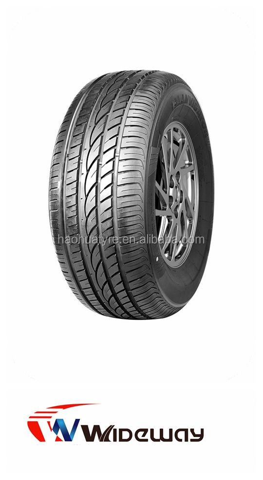 PCR Car Tire Manufacturer in China GERMAN TECHNOLOGY all season PCR tire SUV 4X4 Tire with DOT ECE ISO GCC certificates 3