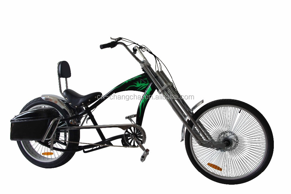 48v 1000w Electric Chopper Bicycle For Sale - Buy Electric ...