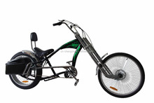 48V 1000W electric chopper bicycle for sale