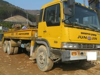 MOLLY120 Junjin Concrete Pump Truck 1996