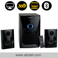 High quality computer mobile mp3 home speaker surround sound system