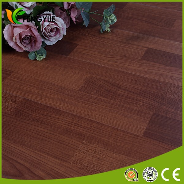 5mm Thickness PVC interlocking rubber tile flooring