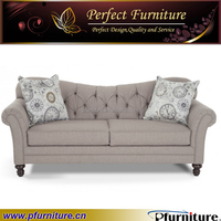singapore living room chesterfield sofa