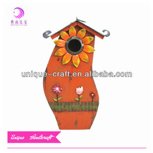 garden new wooden wholesale bird houses decoration birdcage decorative pet house